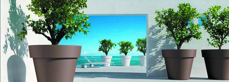 Jardini re jardinchic for Pot exterieur xxl