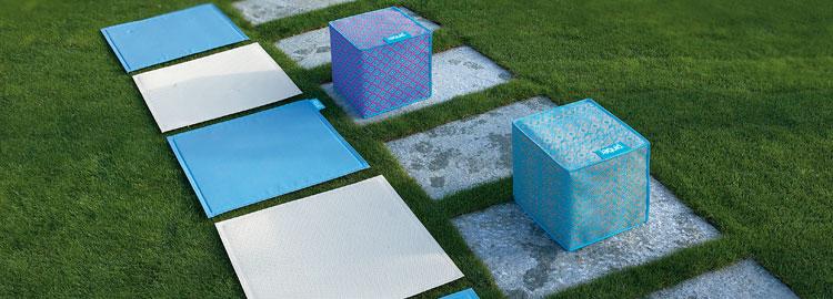 Tapis d 39 ext rieur et paillasson design jardinchic for Tapis paillasson exterieur