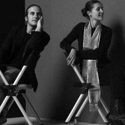 Robby et Francesca Cantarutti