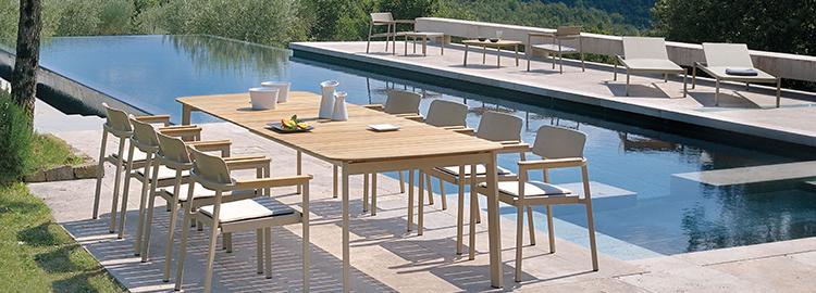 Mobilier emu jardinchic for Mobilier exterieur design italien