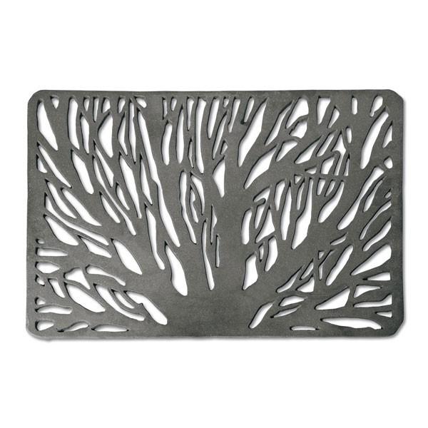 paillasson en fonte arbre jardinchic. Black Bedroom Furniture Sets. Home Design Ideas