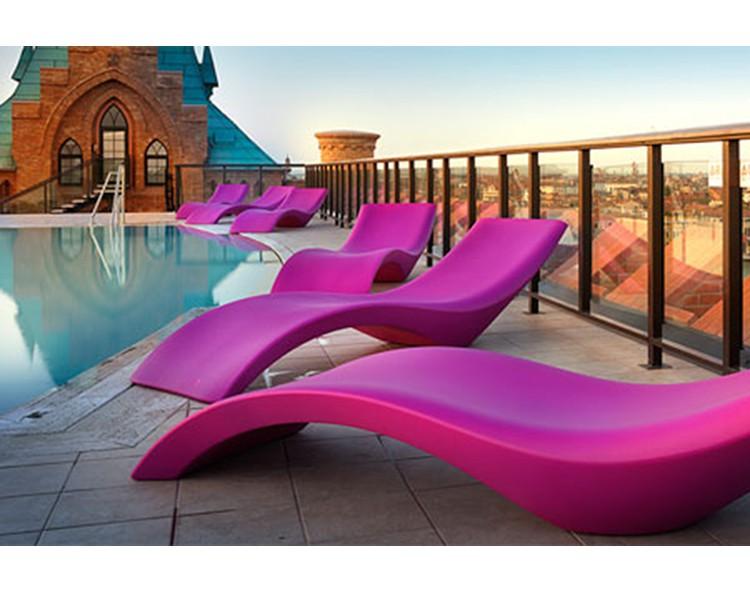 Bain de soleil cloe jardinchic - Bain de soleil pour piscine ...