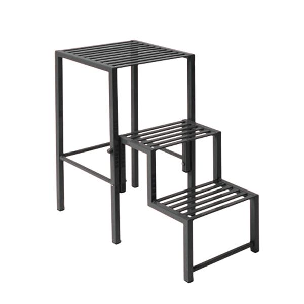 petit escabeau pliable aero jardinchic. Black Bedroom Furniture Sets. Home Design Ideas