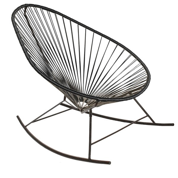 rocking chair celestun jardinchic. Black Bedroom Furniture Sets. Home Design Ideas