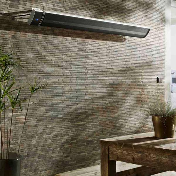 Chauffage radiant heatscope zero jardinchic - Chauffage radiant plafond ...