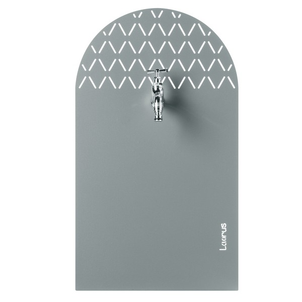 fontaine plaque murale myrtifolia losange jardinchic. Black Bedroom Furniture Sets. Home Design Ideas