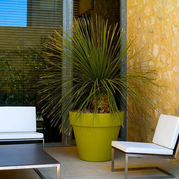 pot maceta jardinchic. Black Bedroom Furniture Sets. Home Design Ideas
