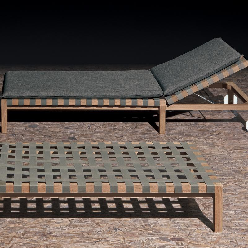 matelas pour bain de soleil mistral jardinchic. Black Bedroom Furniture Sets. Home Design Ideas