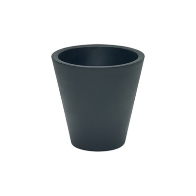 Pot New Pot 40 Noir Serralunga JardinChic