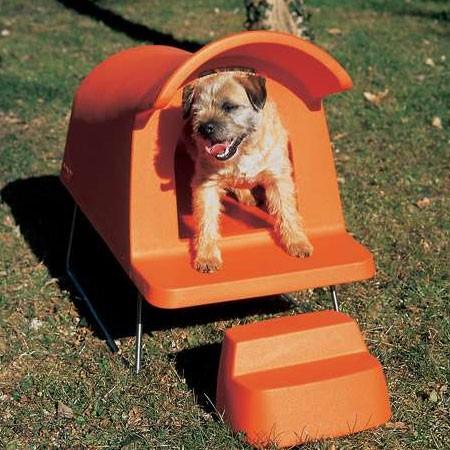 Niche Dog House Orange Magis JardinChic