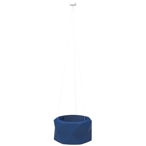 pot-suspendu-bleu-marine-marquis-vondom-jardinchic