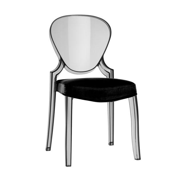 Coussin pour chaise queen jardinchic - Coussins ronds pour chaises ...