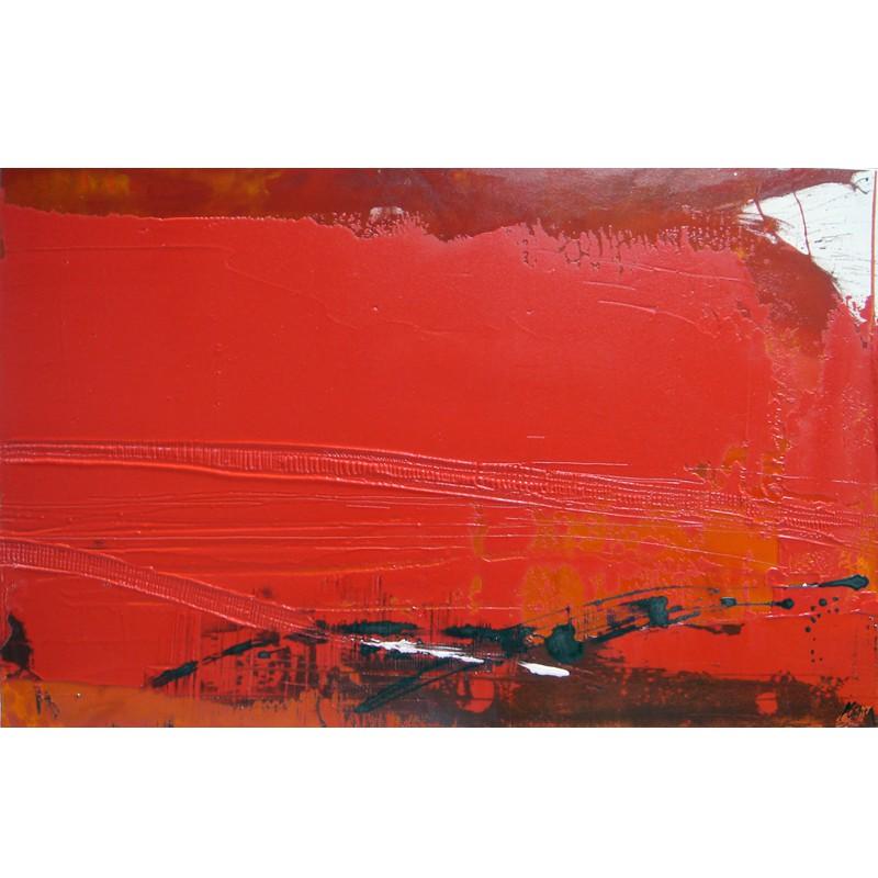 Tableau d 39 exterieur rosso jardinchic for Tableau exterieur