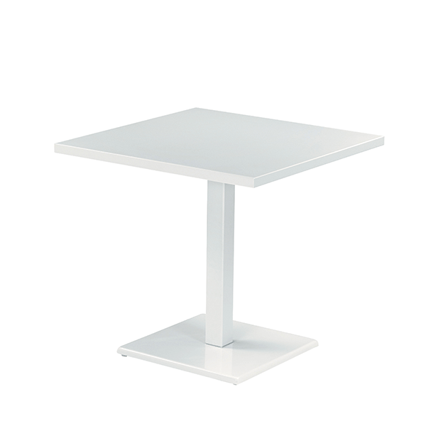 Table repas round carr e jardinchic - Table repas carree ...
