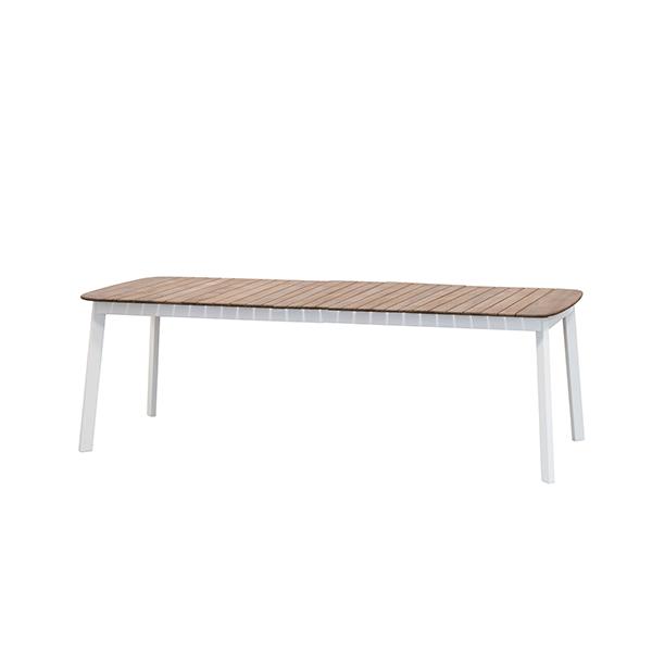 table allongeable shine jardinchic. Black Bedroom Furniture Sets. Home Design Ideas