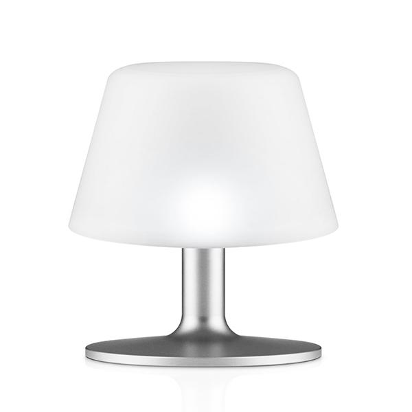 lampe poser solaire sunlight jardinchic. Black Bedroom Furniture Sets. Home Design Ideas