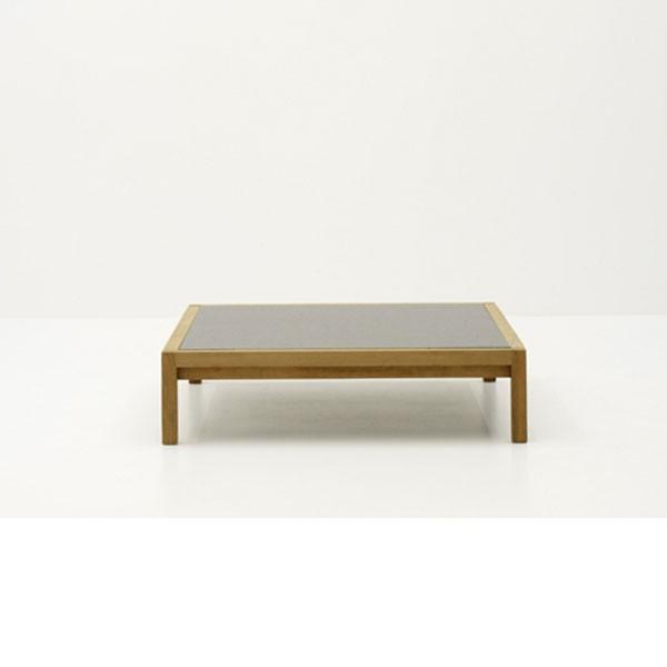 Table basse bar en pierre - Table basse pierre et verre ...