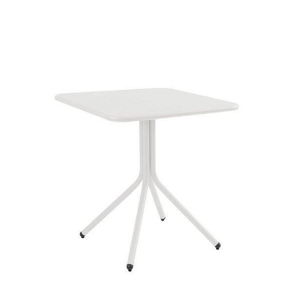 Table carr e pliable yard jardinchic - Table rectangulaire pliable ...