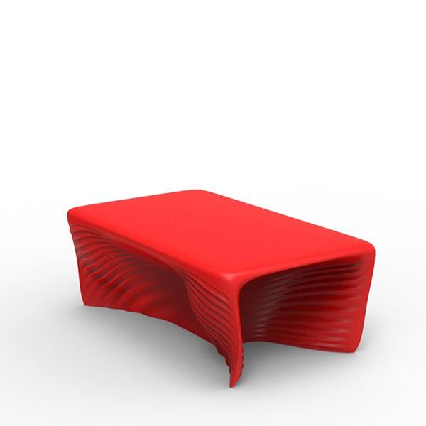 Table de salon biophilia jardinchic - Table de salon rouge ...