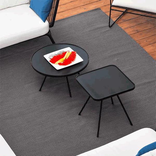 tapis ext rieur oasiq jardinchic. Black Bedroom Furniture Sets. Home Design Ideas