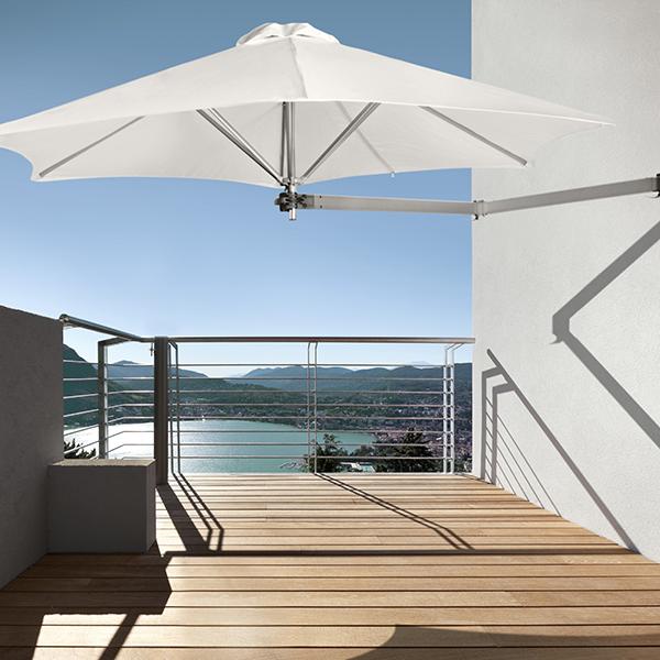 parasol wallflex jardinchic. Black Bedroom Furniture Sets. Home Design Ideas