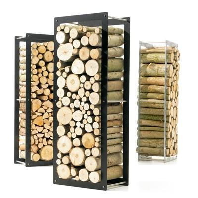 chariot bois pare vue woodstock jardinchic. Black Bedroom Furniture Sets. Home Design Ideas