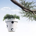 Pot Mangeoire O-Nest-O Laqué Blanc