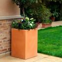Jardinière Avec Système D'auto-Irrigation Cubo Alto