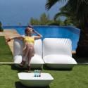 Salon De Jardin Pillow (2 tables basses + 5 fauteuils)