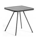 Table Basse Attol Aluminium Carrée