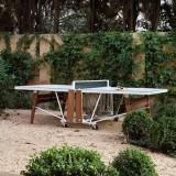 Table De Ping-Pong A Roulettes RS#Folding