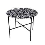 Table Coco Ikat Noir