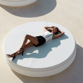 DayBed Vela Rond