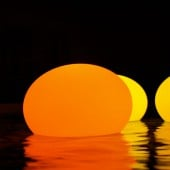 Boule Lumineuse FlatBall L