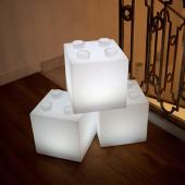 Lampe à Poser Cube²