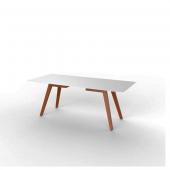 Table de Repas Rectangulaire Slim Wood