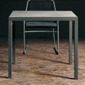 Table Carrée 81cm Flat