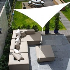Voile d'Ombrage Ingenua Triangulaire Jardinchic