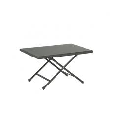 Table Basse Pliable Arc en Ciel Marron d'Inde Emu Jardinchic