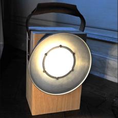 Lampe Portable à Batterie Block Bloom Jardinchic