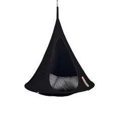 Tente Suspendue Cacoon Bonsaï Noire Hang In Out JardinChic