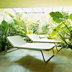 Chaise longue Time Out Reclining Serralunga JardinChic