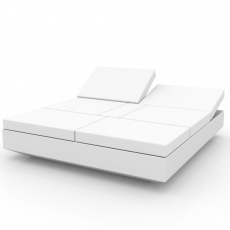 Daybed Vela 4 Dossiers Inclinables Vondom Jadinchic