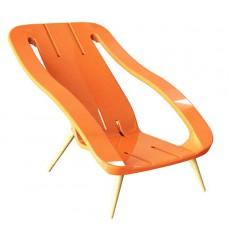Fauteuil Du Huit Orange Position Fauteuil Isidore JardinChic