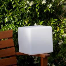 Lampe Aimantée Dice Rouge Smart and Green JardinChic