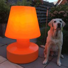 Lampe Portable sans fil rechargeable H 56 cm Bloom! JardinChic