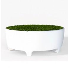 Surface en Herbe Synthètique Pouf Oasis Serralunga Jardinchic