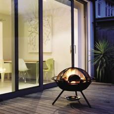Braséro Safety Firepit Terrasse Hotspot JardinChic