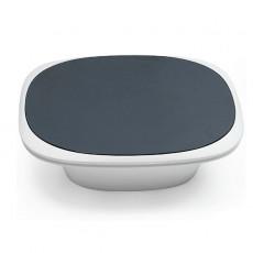 Plateau en Verre Opaque Noir Table Basse Ufo Vondom JardinChic