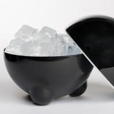 Seau à Glaçons IceBoul Noir LABOUL Jardinchic